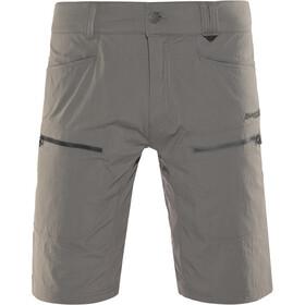 Bergans Utne Shorts Herr solid dark grey/solid charcoal